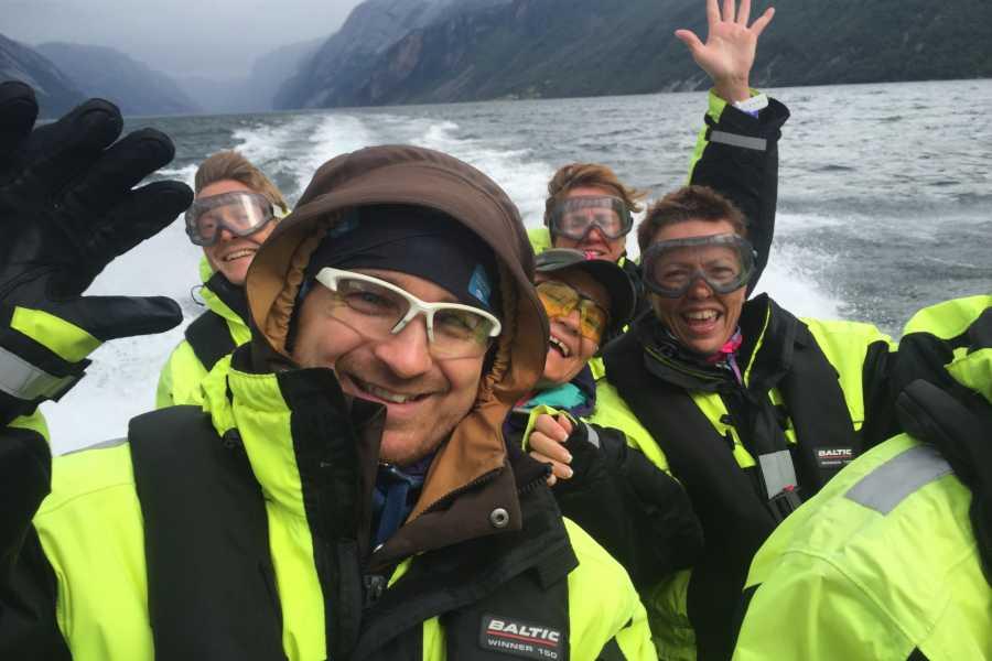 FjordEvents AS Lysefjord Safari Classic - Preikestolen view - 2 hours