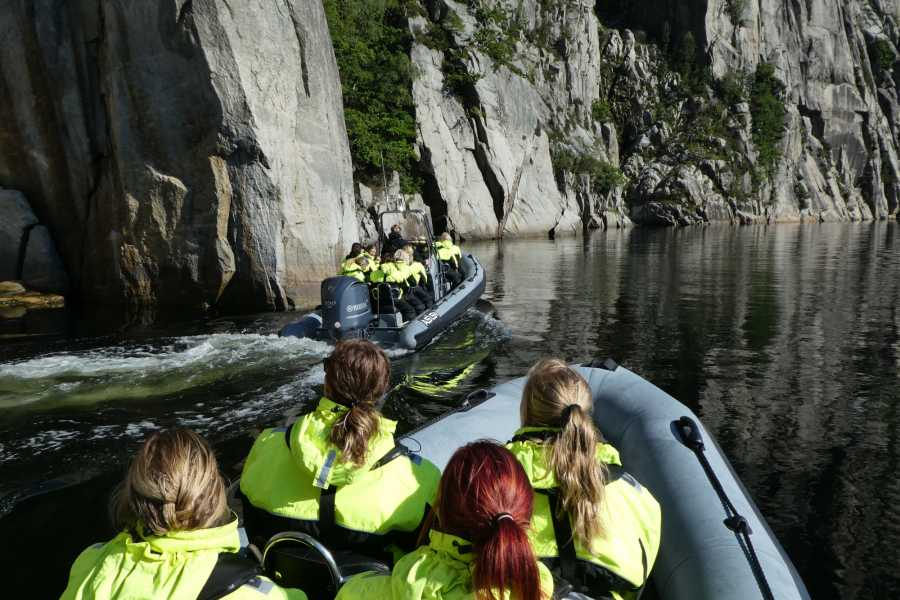FjordEvents AS Flørli 4444 - RIB & hike