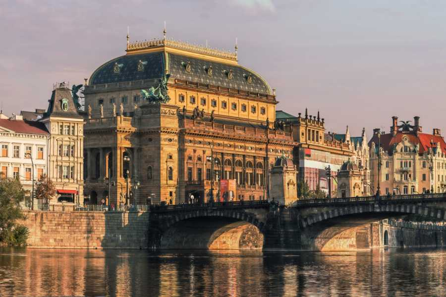 24/7/365 Travel Prague on foot - 3 hours tour