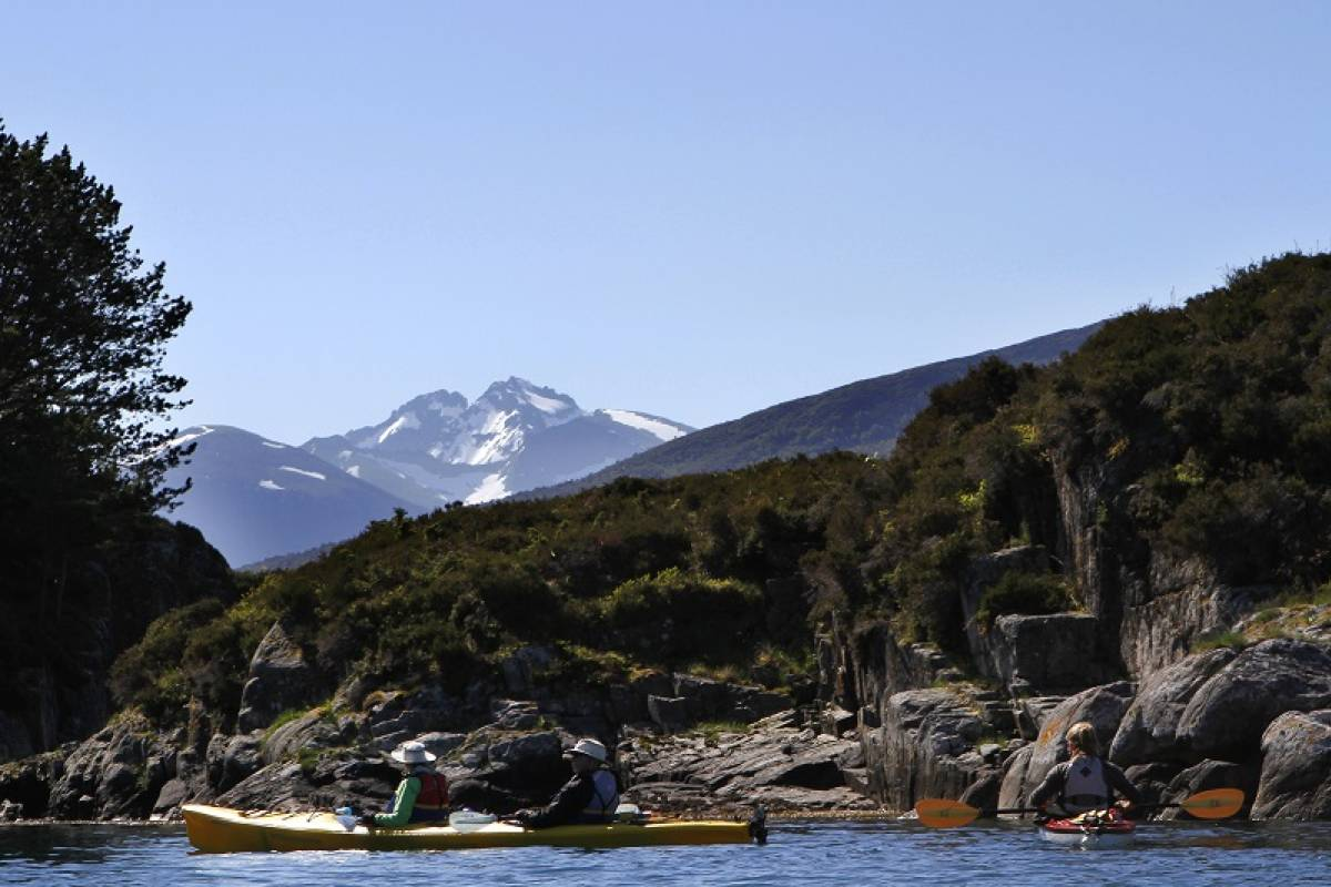 Kayak More Tomorrow The Fjords, Islands & Sounds Route