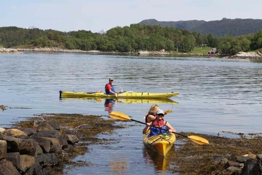 KMT The Fjords, Islands & Sounds Route