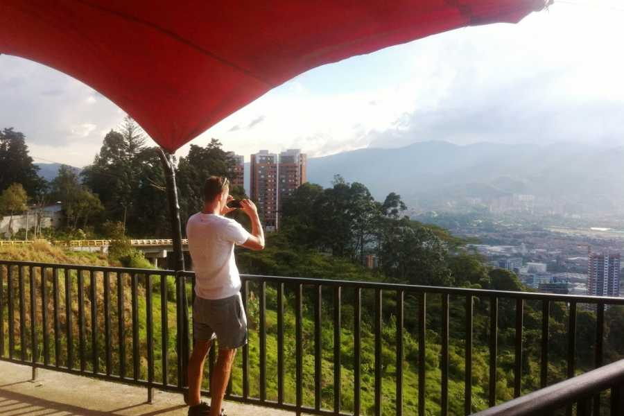 Medellin City Services BoGo Tour: 	BOOK ZIP LINES AND GET FREE SIGHTSEEING TOUR
