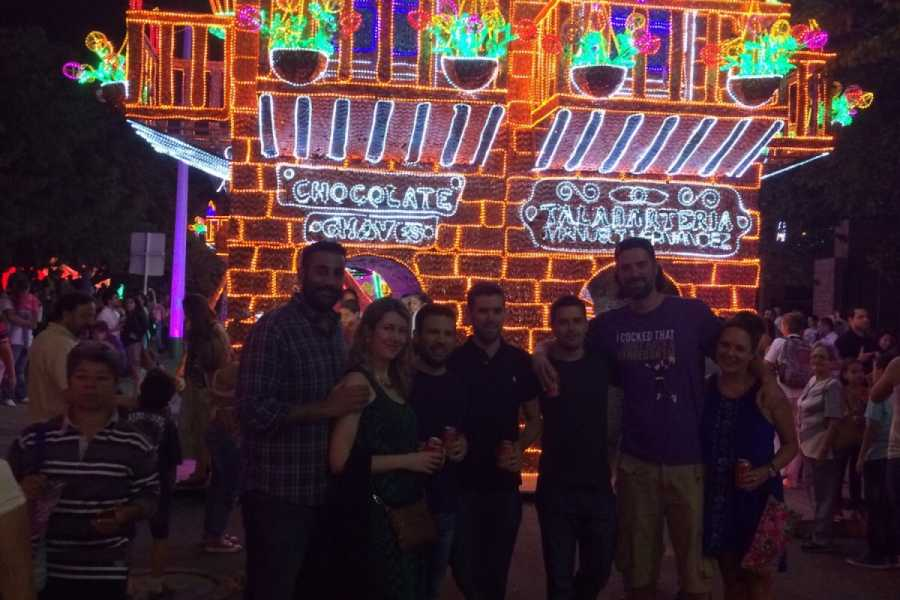 Medellin City Tours BoGo Tour: 	BOOK SLUMS TOUR AND GET FREE CHRISTMAS TOUR