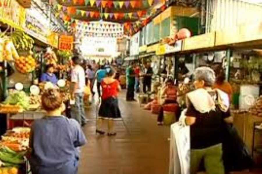 Medellin City Tours SHARED MARKET PLACES
