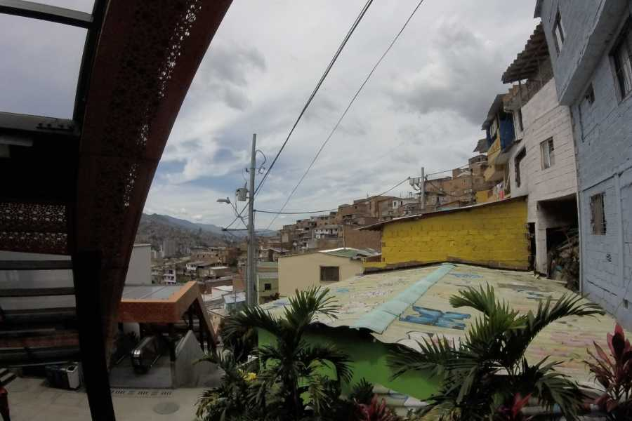 Medellin City Services SHARED SLUMS TOUR