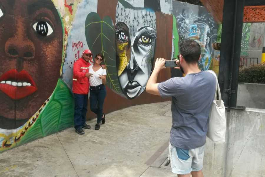 Medellin City Services SHARED STREET ART TOUR