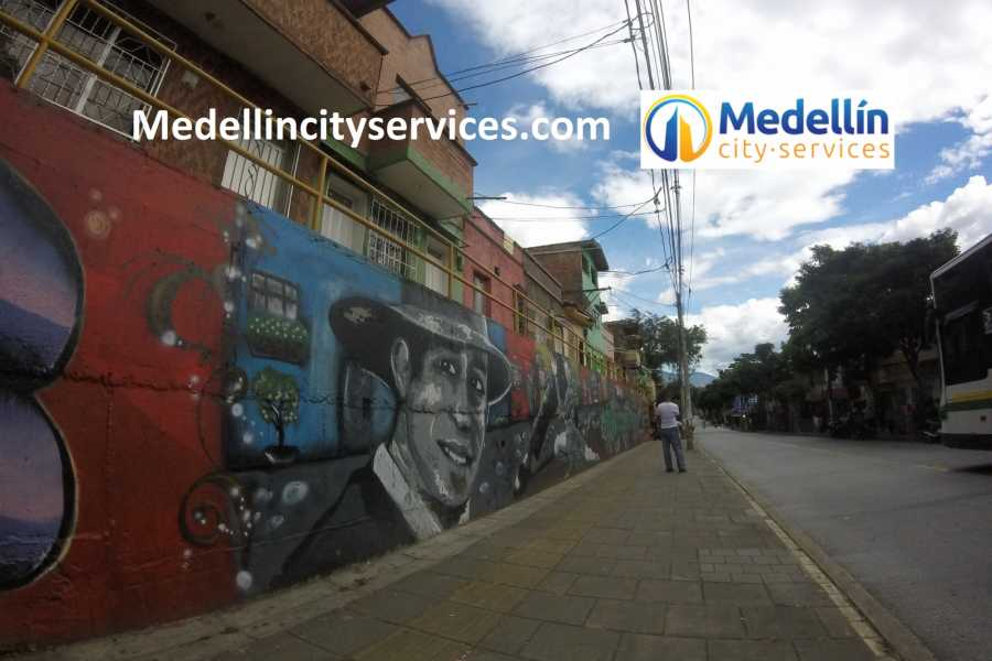 Medellin City Tours SHARED TANGO TOUR