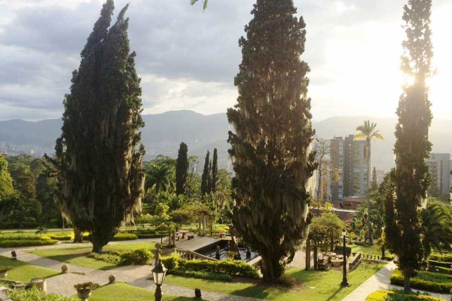 Medellin City Tours SHARED PRIME PARKS TOUR