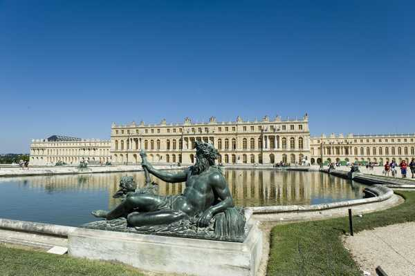 *OTAs* Royal Gardens of Versailles Tour from Paris