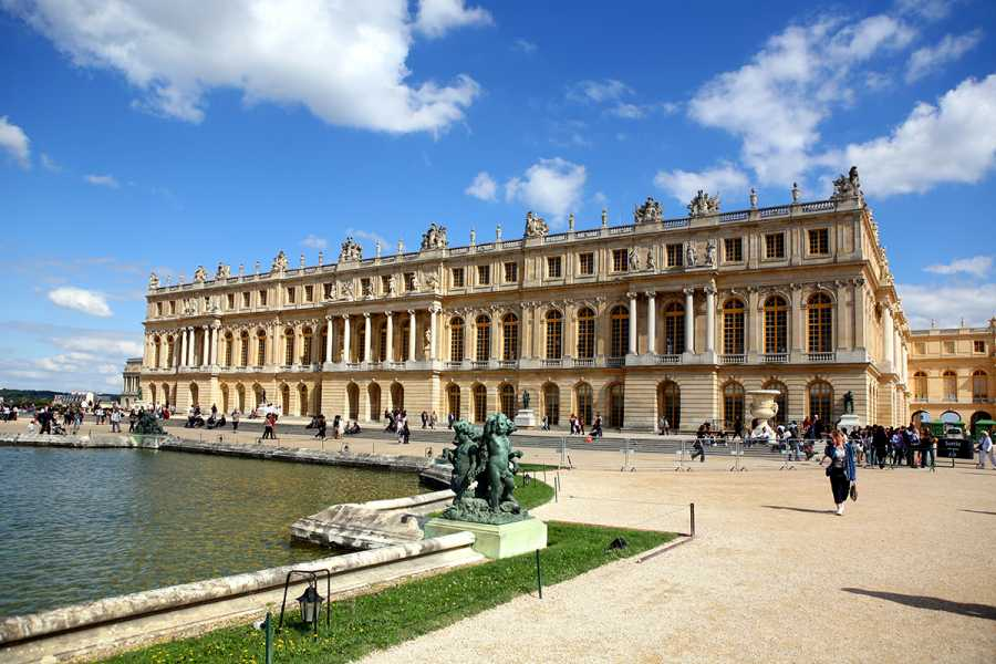 SANDEMANs NEW Paris Tours Versailles
