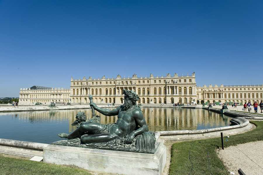 SANDEMANs NEW Paris Tours Royal Gardens of Versailles Tour from Paris