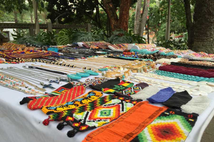 Medellin City Tours SHARED HANDCRAFTS/FLEA MARKET TOUR