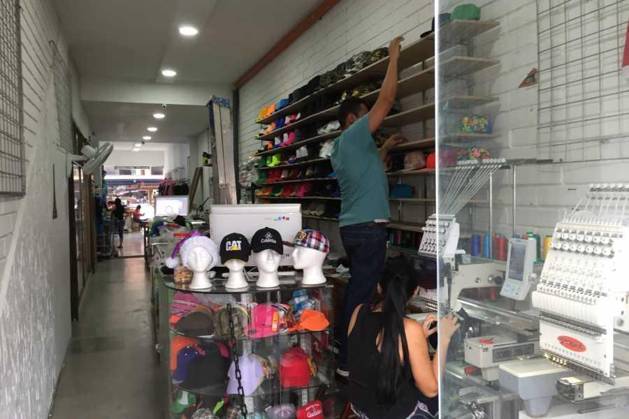 Medellin City Tours SHARED TEXTILE TOUR