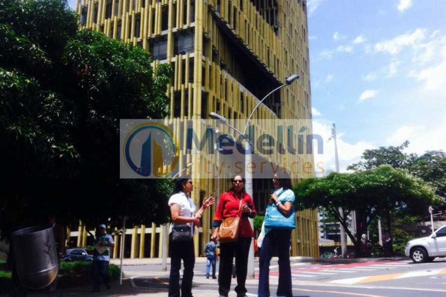 Medellin City Services SHARED CULTURAL TOUR