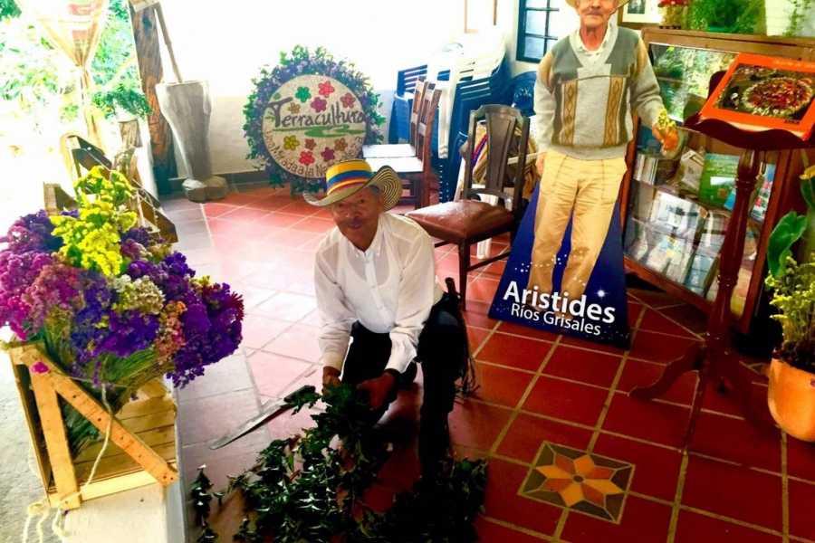 Medellin City Services SHARED SILLETERO FLOWER TOUR