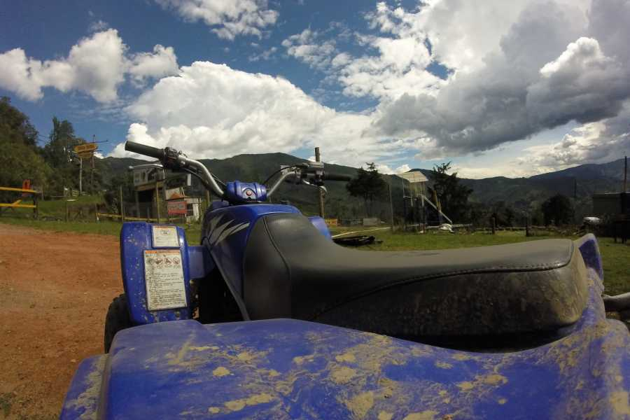 Medellin City Services SHARED ATV TOUR