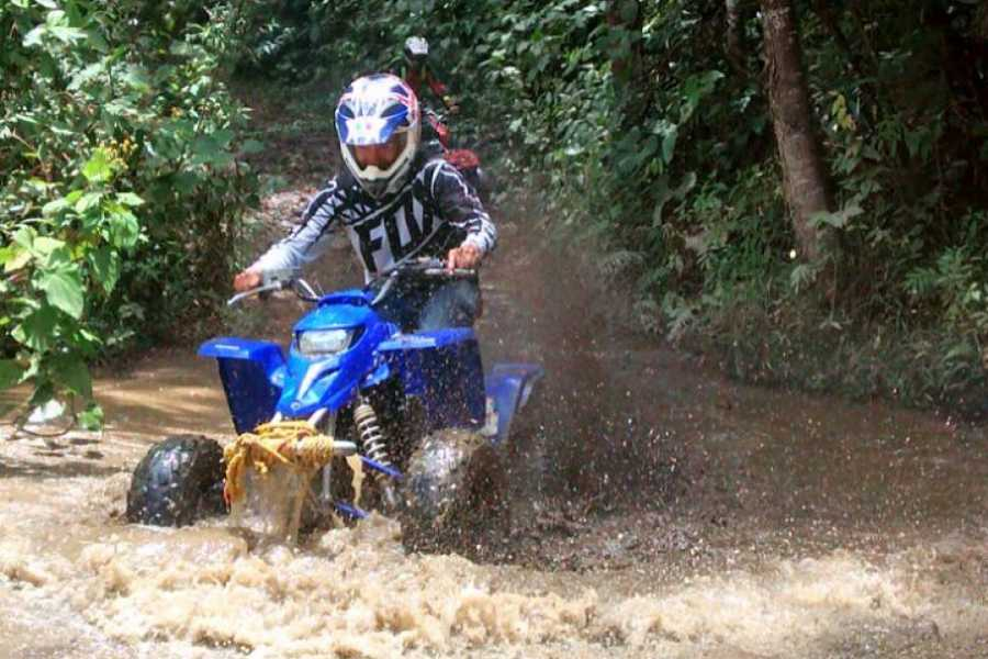 Medellin City Tours SHARED ATV TOUR