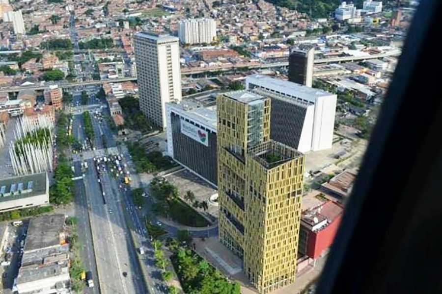 Medellin City Tours SHARED HELI RIDE