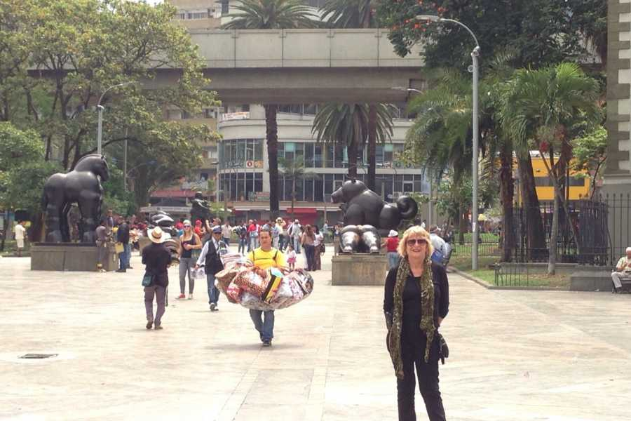Medellin City Services SHARED FULL DAY CITY TOUR