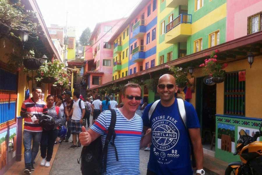 Medellin City Services SHARED GUATAPE TOUR