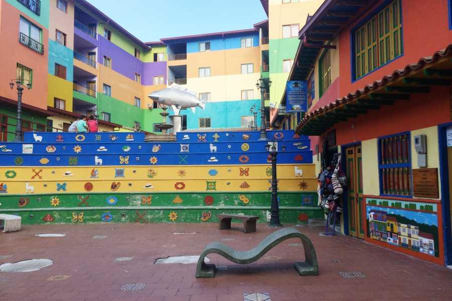 Medellin City Tours SHARED GUATAPE TOUR