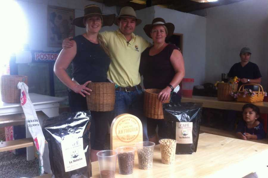 Medellin City Tours SHARED JERICO COFFEE TOUR