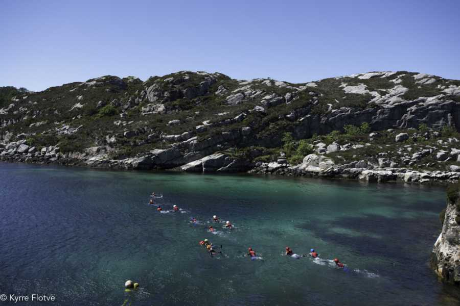 Northern Exposure AS Coasteering Familie
