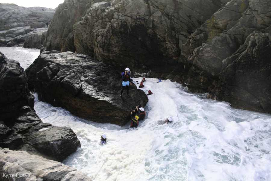 Northern Exposure AS Coasteering Skreddersøm