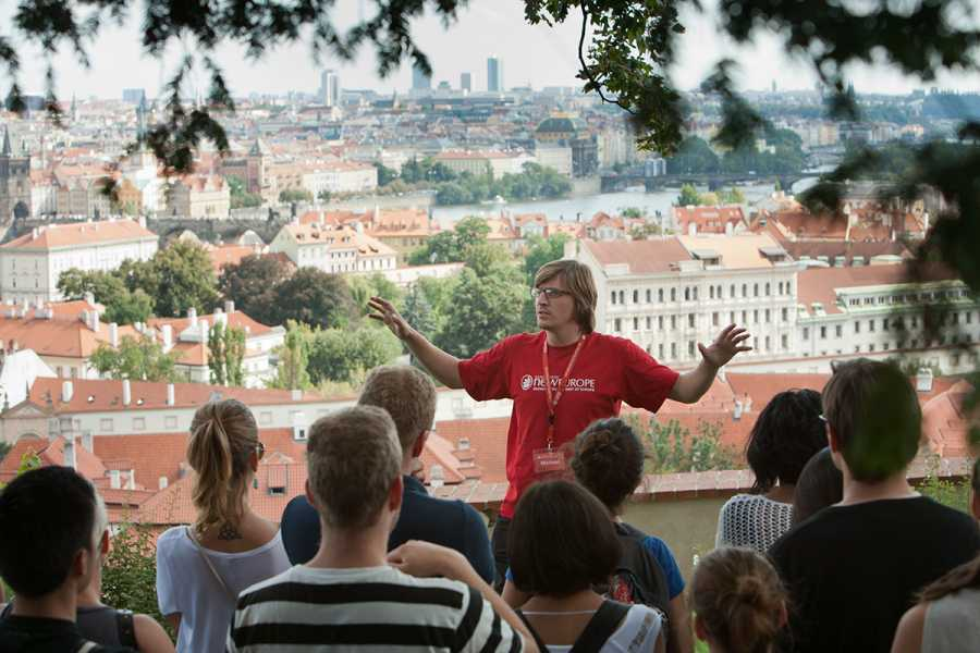 SANDEMANs NEW Prague Tours Prague Castle Tour