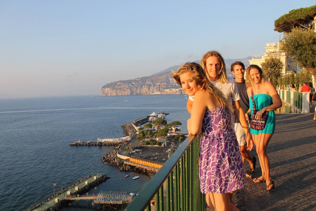 Italy on a Budget tours AMALFI COAST TOUR from Rome