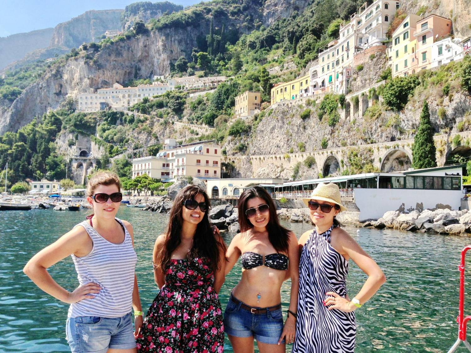 Group Tours To Amalfi Coast From Naples