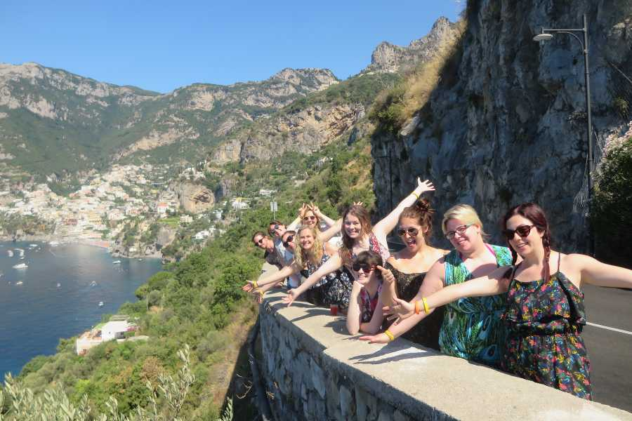 Italy on a Budget tours Amalfi Coast Experience