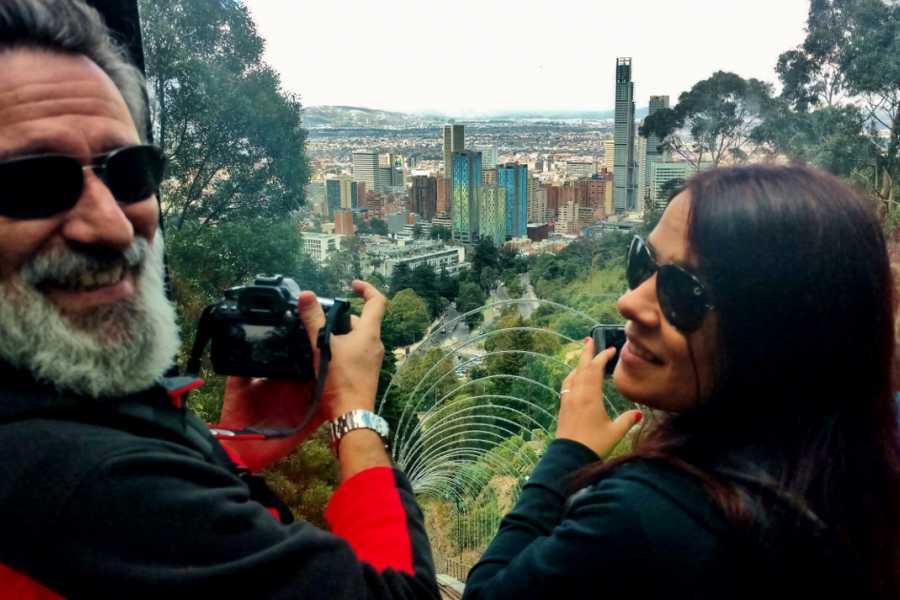 Bogota Henry Tours 08. BOGOTA, CITY TOUR PRIVADO, 8 HORAS, ALMUERZO, TODO INCLUIDO