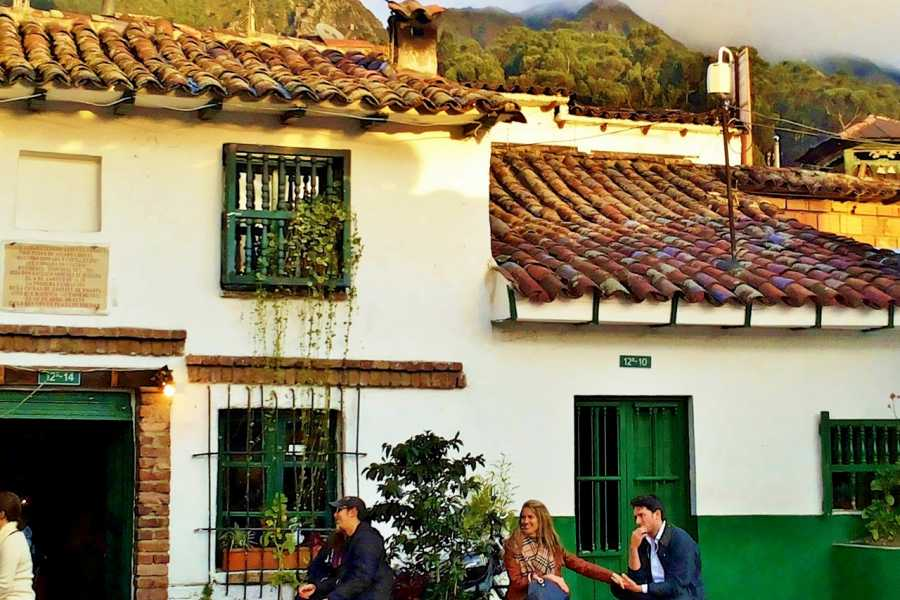 Bogota Henry Tours 08. BOGOTA, PRIVATE CITY TOUR, 8 HOURS, LUNCH, ALL INCLUDED