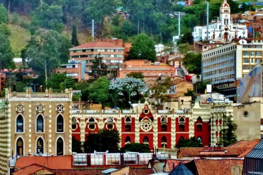 Bogota Henry Tours 08. BOGOTA  FULL DAY  PRIVATE CITY TOUR