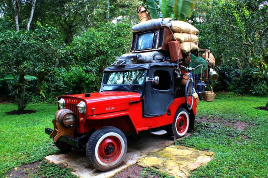 Bogota Henry Tours 12. COFFEE PLANTATION, PRIVATE 1-4 PEOPLE, 8 HOURS