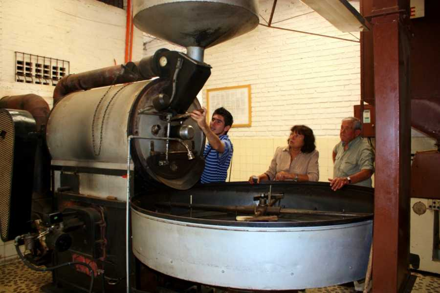 Bogota Henry Tours COFFEE PLANTATION, PRIVATE 1-4 PEOPLE, 8 HOURS