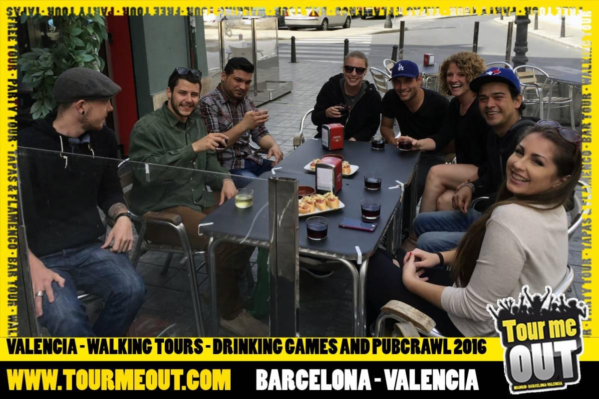 Tour Me Out Free Walking Tour Old City Valencia (EVERY DAY)