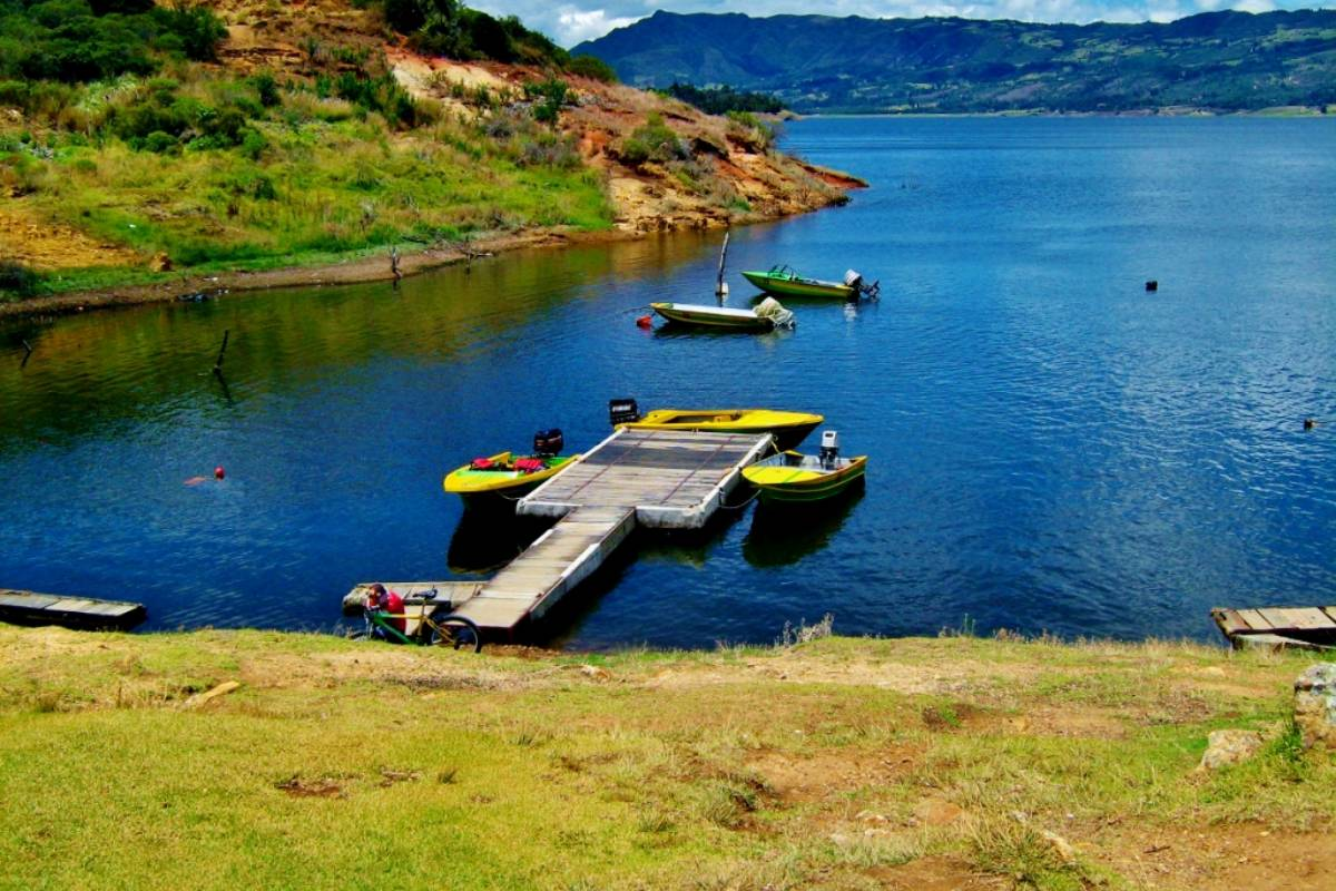 Bogota Henry Tours 24. SALT CATHEDRAL AND  GUATAVITA 9 HOURS PRIVATE TOUR