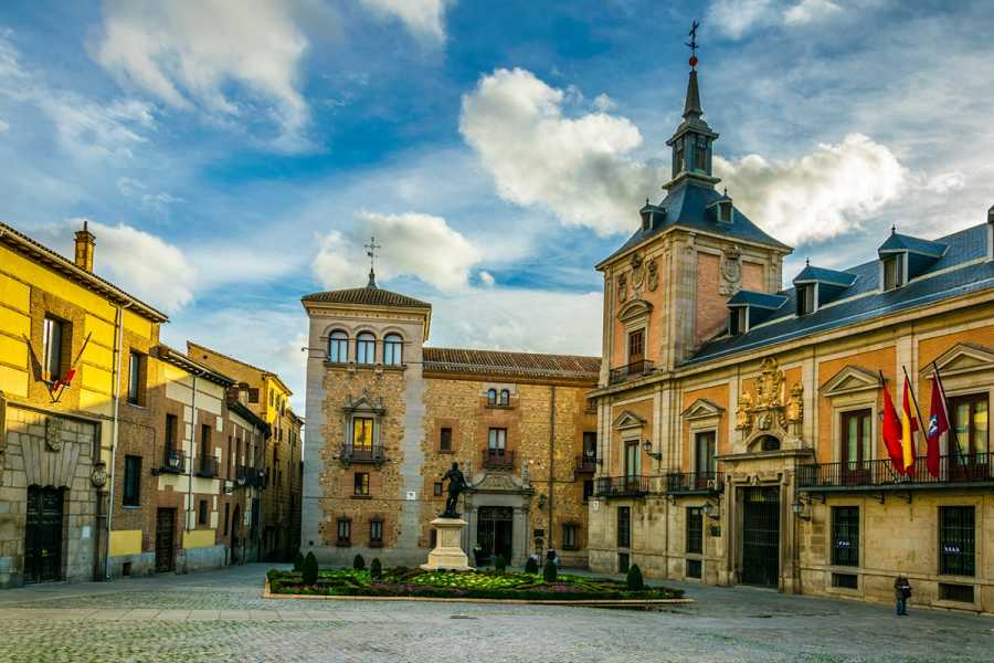 SANDEMANs NEW Madrid Tours Tour Gratis de Madrid