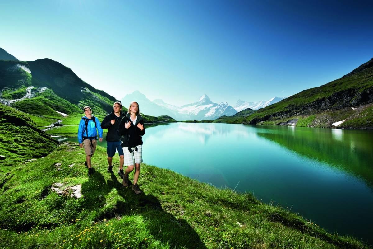 Outdoor Interlaken AG Bachalpsee Hike