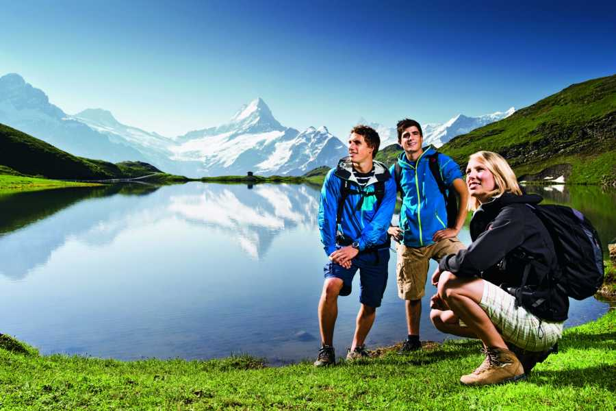 Outdoor Interlaken AG Bachalpsee Hike