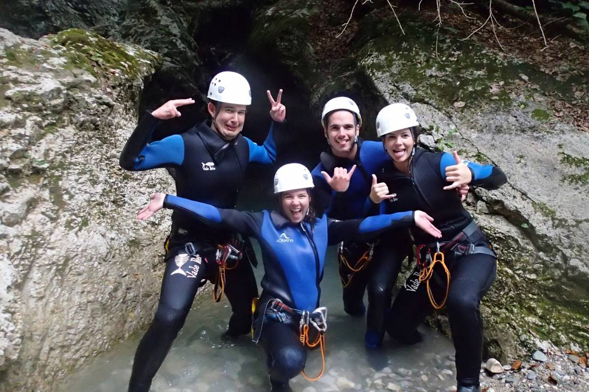 Funturist PE Bled Canyoning Bled