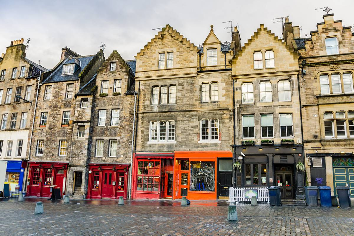 SANDEMANs NEW Edinburgh Tours Tour Gratis de Edimburgo