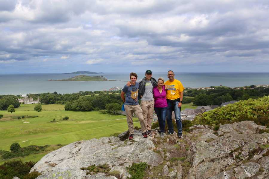 Shane's Howth Hikes Private Group Adventure