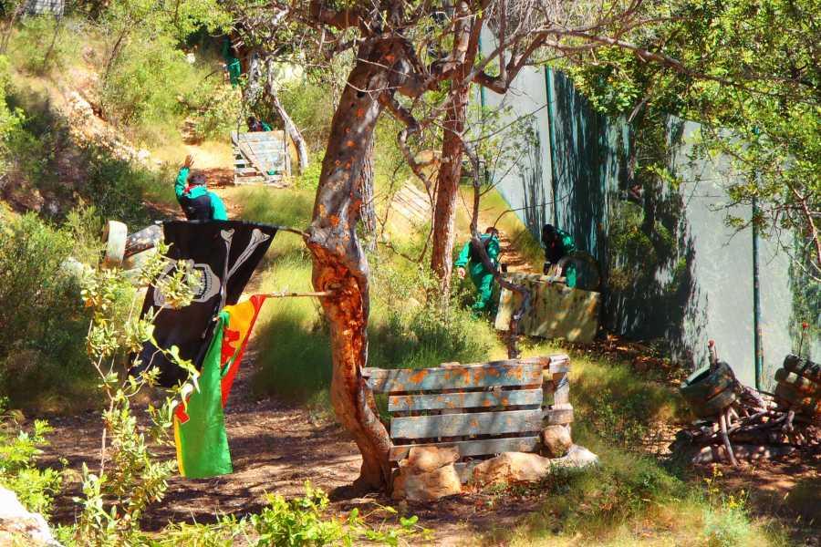 TURURAC. Turismo Activo y de Aventura Paintball Orba. Adrenalina, competición y diversión asegurada !!!