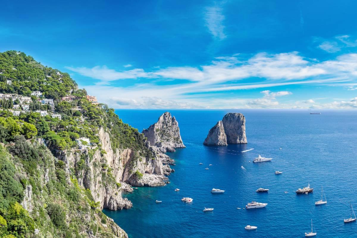 Travel etc Capri & Anacapri