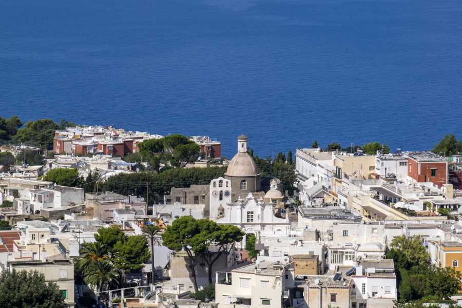 Travel etc Departure from Sorrento: Guided tour of Capri and Anacapri