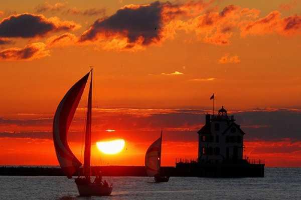 1/2 Day Sail