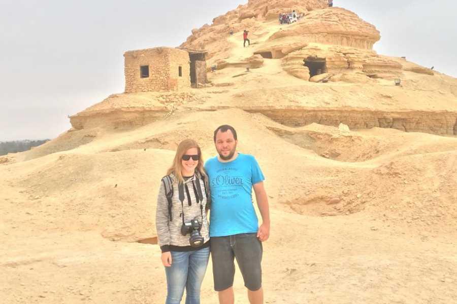 EMO TOURS EGYPT 3 GIORNI 2 NOTTI TOUR PACKAGE PER SIWA DAL CAIRO